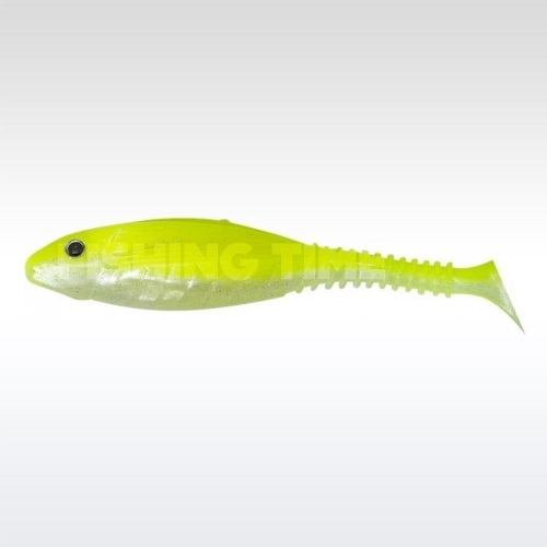 Gunki Grubby Shad 8.5 Lemon Ice
