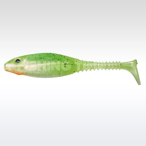 Gunki Grubby Shad 10.5 Hot Fire Tiger