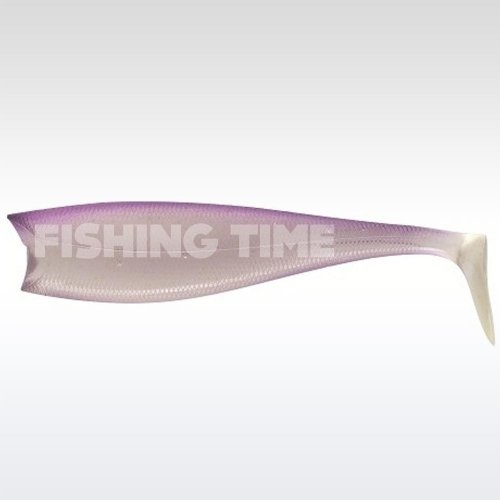 Illex Nitro Shad 90 Purple Clear