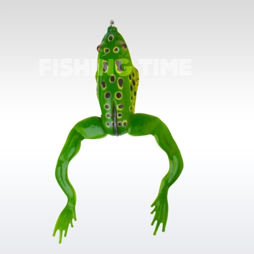 3D Jumping Frog