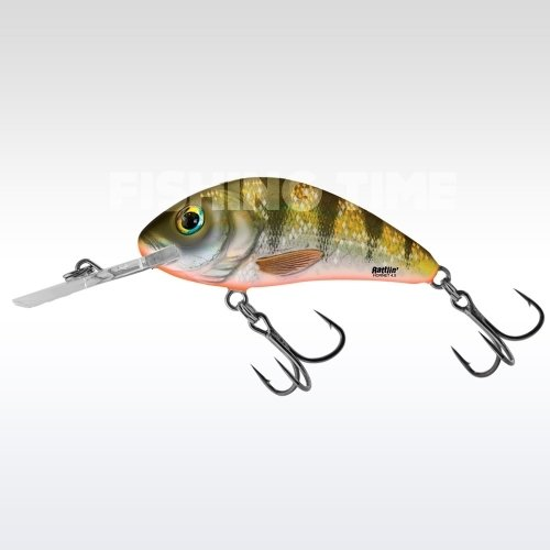 Salmo Rattlin Hornet Floating 5.5 YHP