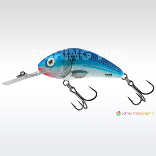 Salmo Rattlin Hornet Floating 6.5 HBS