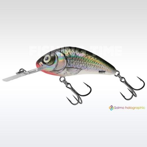 Salmo Rattlin Hornet Floating 6.5 HB