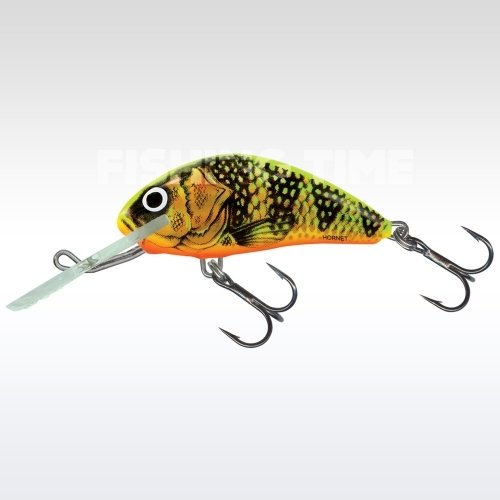 Salmo Rattlin Hornet Floating 6.5 GFP