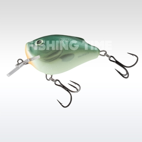 Salmo Squarebill Floating 5 cm Green Back Herring