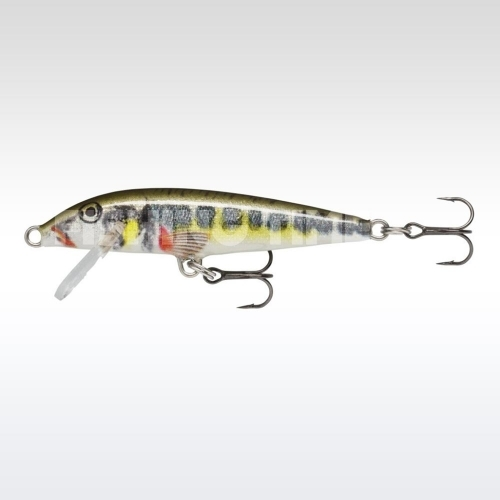 Rapala Original Floating 7 (F-7) VAL