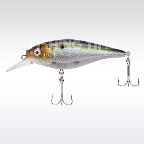 Berkley Flicker Shad Shallow 50 Blue Smelt