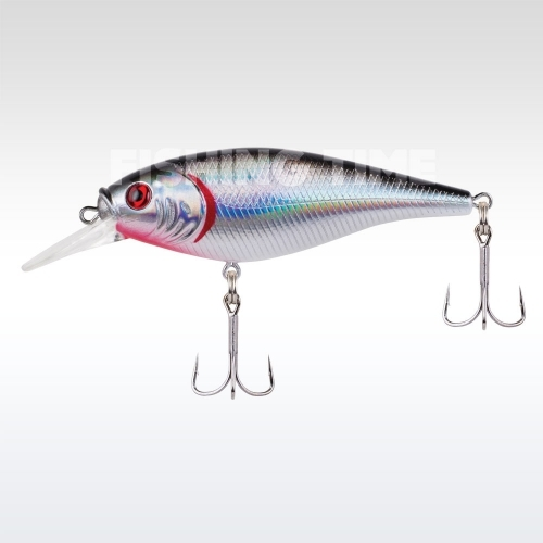 Berkley Flicker Shad Shallow 70 Black Silver