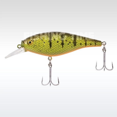 Berkley Flicker Shad Shallow 70 Yellow Perch