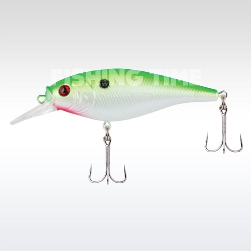 Berkley Flicker Shad Shallow 70 Chartreuse Pearl