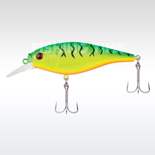 Berkley Flicker Shad Shallow 70 Firetiger