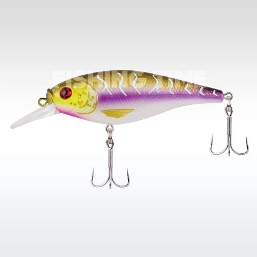 Berkley Flicker Shad Shallow 70 Purple Tiger