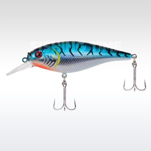 Berkley Flicker Shad Shallow 70 Blue Tiger