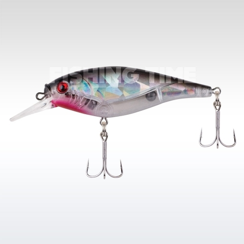 Berkley Flicker Shad Shallow Flash 70 Flashy Silver