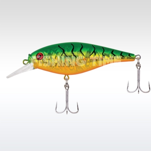 Berkley Flicker Shad Shallow Slick 70 Slick Firetiger