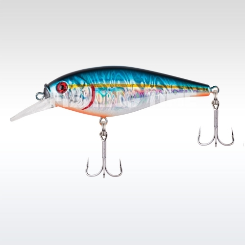 Berkley Flicker Shad Shallow Slick 70 Slick Blue Alewife