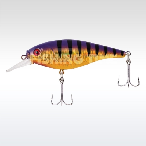 Berkley Flicker Shad Shallow Slick 70 Slick Purple Benga