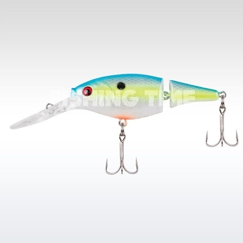 Berkley Flicker Shad Jointed 70 Racy Shad
