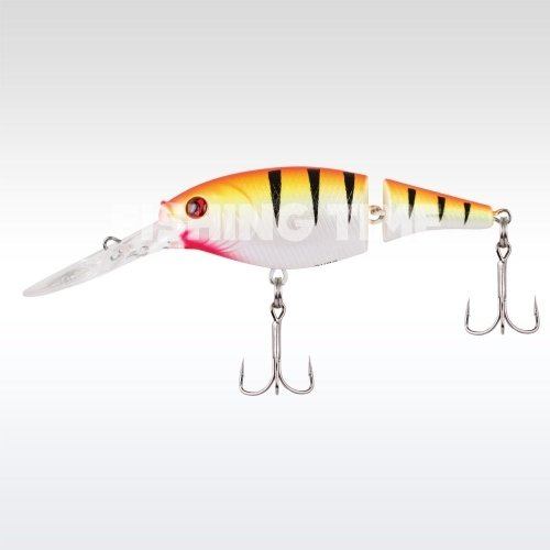 Berkley Flicker Shad Jointed 70 Sunset Perch