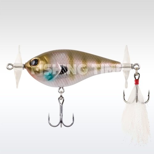 Berkley Spin Bomb 60 Ghost Bluegill