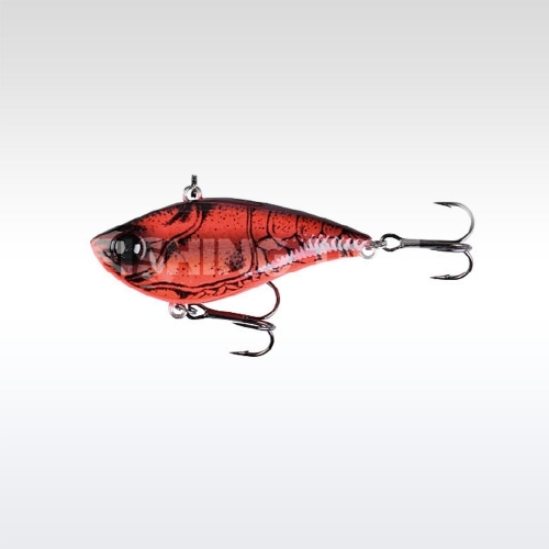 Savage Gear Fat Vibes 5.1 S 07-Red Crayfish