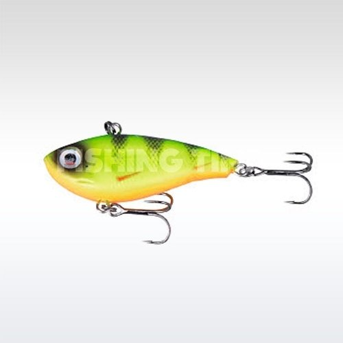 Savage Gear TPE Soft Vibes 5.1 S 02-Fire Perch