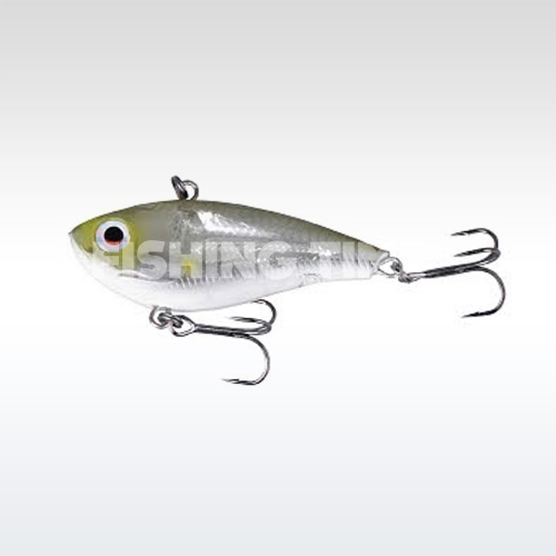 Savage Gear TPE Soft Vibes 5.1 S 05-Green Silver Flash