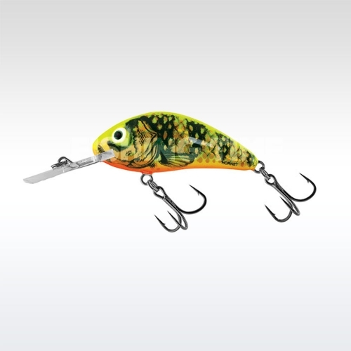 Salmo Rattlin' Hornet 3,5 cm Wobbler GFP