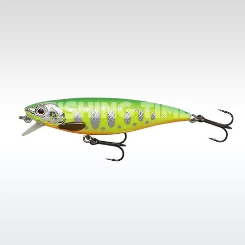 Savage Gear 3D Twitch Minnow 8cm 8.5g SS Smolt wobbler FT