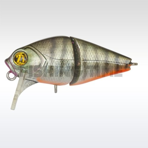 Pontoon21 Bully Boo 60F SR 233 Metallic HG Jungle Perch O