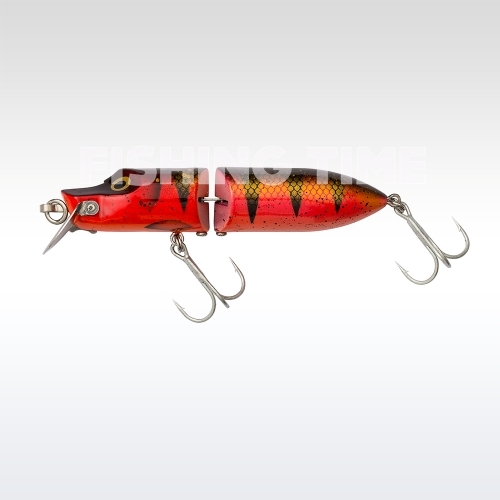 Abu Garcia HI-LO 150 F wobbler Black / Red