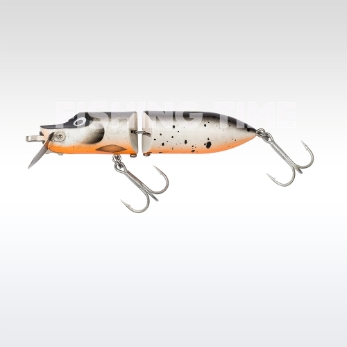 Abu Garcia HI-LO 150 F wobbler Black / Silver / Orange