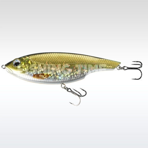 Sebile Lipless Glider 110 SP Natural Golden Shiner