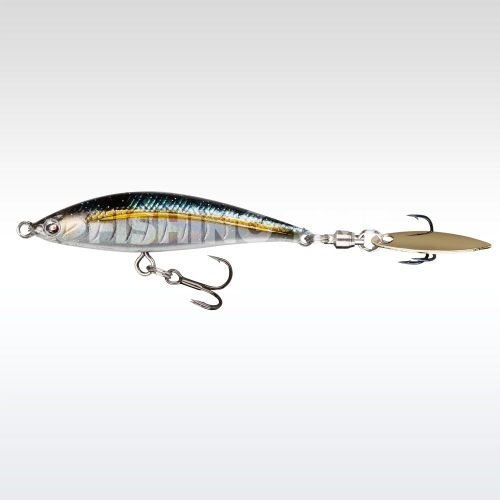 Sebile Spincher 85 SK Natural Blue Back Herring