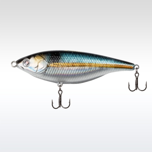 Sebile Stick Shadd Sinking 72 Natural Blue Back Herring