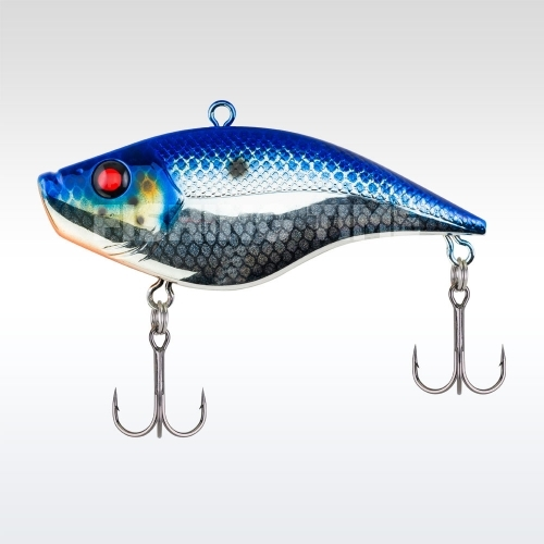 Berkley Warpig 75 Blue Silver