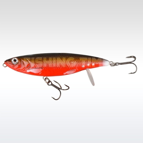 Savage Gear 3D Backlip Herring 100 Red and Black