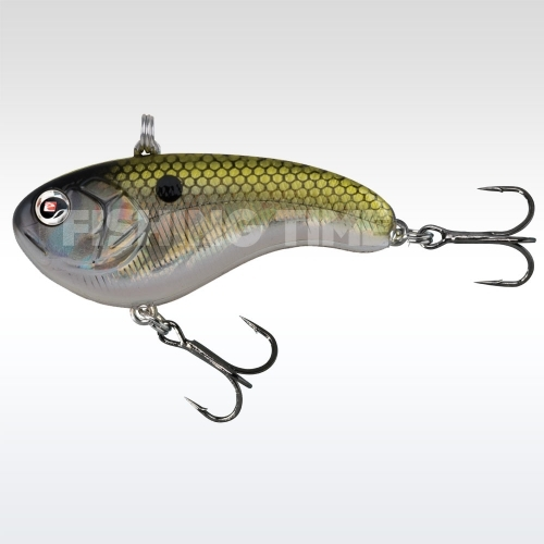 Sebile Flatt Shad Extra Heavy 50 Hollow Greenie