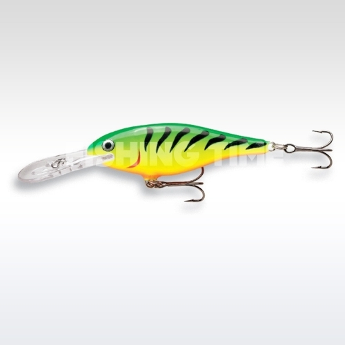 Rapala Shad Rap 9 (SR-9) FT