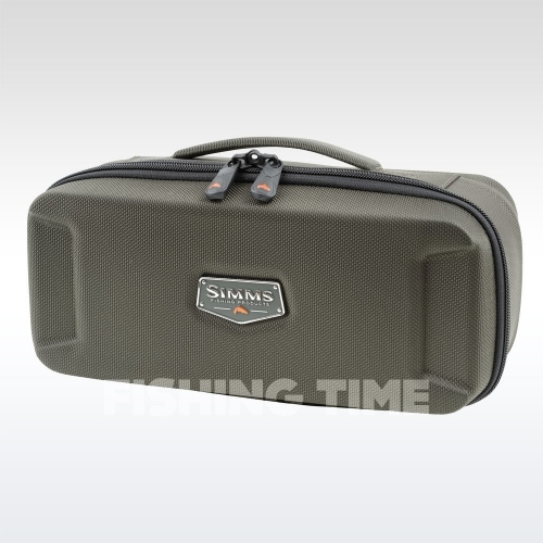 Simms Bounty Hunter Reel Case Coal M orsótartó táska 593789c837