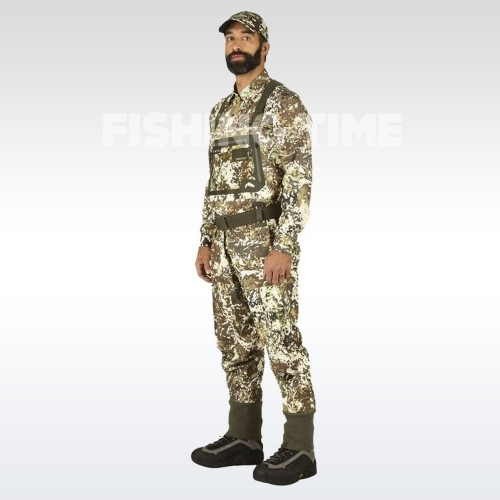 G3 Guide Stockingfoot River Camo gázlóruha XL-4XL