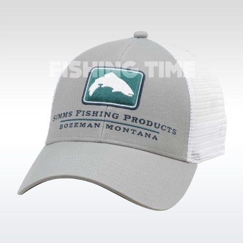 Simms Trout Icon Trucker Granite