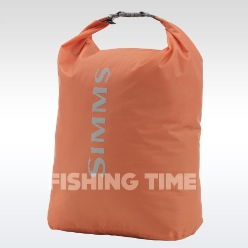 Simms Dry Creek Dry Bag Small Bright Orange táska