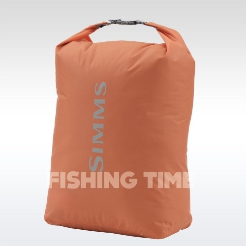 Simms Dry Creek Dry Bag Large Bright Orange táska