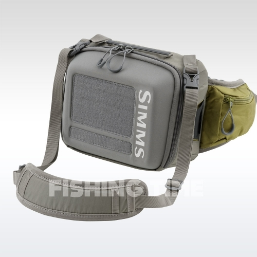 Simms Waypoints Hip Pack Small Army Green táska