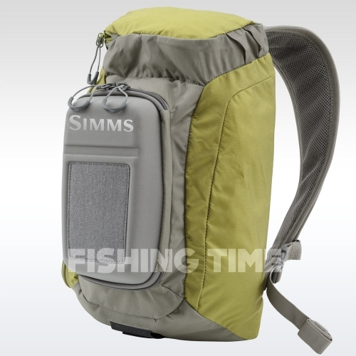 Simms Waypoints Sling Pack Small Army Green táska