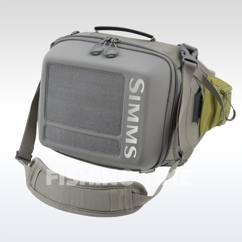 Simms Waypoints Hip Pack Large Army Green táska
