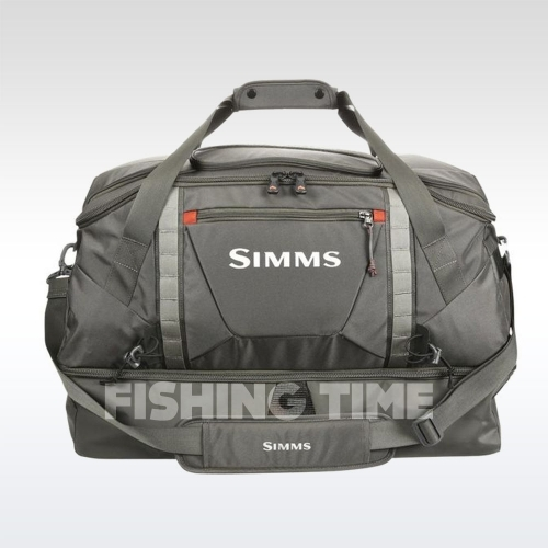Simms Essential Gear Bag - 90L Coal táska