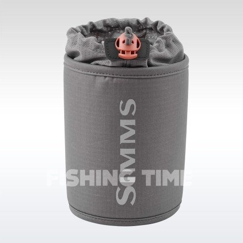 Simms Bottle Holder Small Gunmetal táska