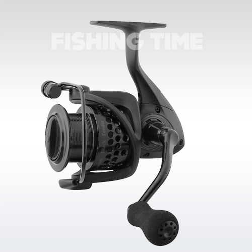 Okuma Custom Black Feeder orsó